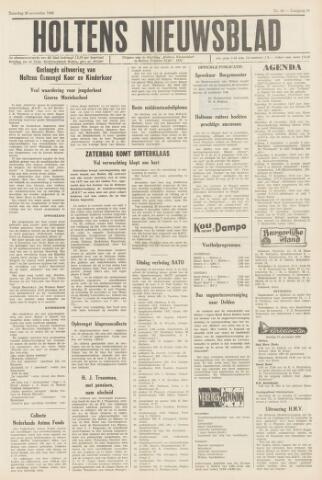 Holtens Nieuwsblad 1966-11-26
