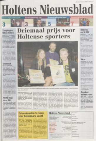 Holtens Nieuwsblad 2006-02-07