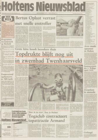Holtens Nieuwsblad 1991-07-11