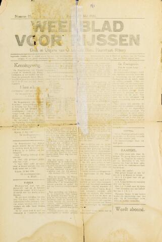 Weekblad voor Rijssen 1920-05-29