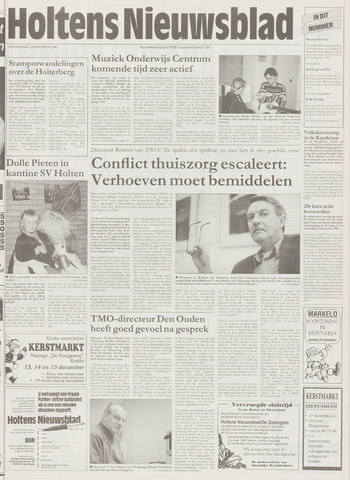 Holtens Nieuwsblad 1996-12-12