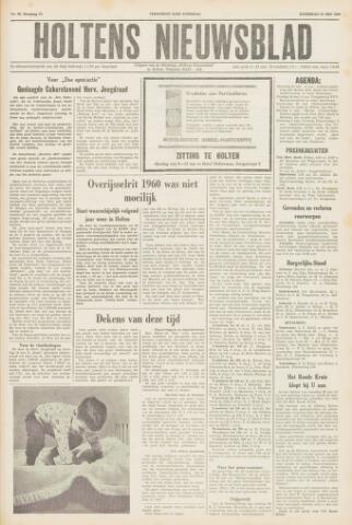 Holtens Nieuwsblad 1960-05-21