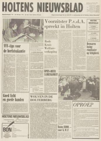Holtens Nieuwsblad 1978-10-13
