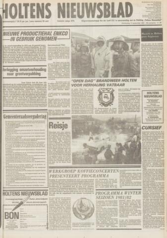 Holtens Nieuwsblad 1981-09-17