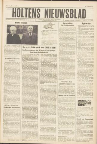Holtens Nieuwsblad 1964-03-14