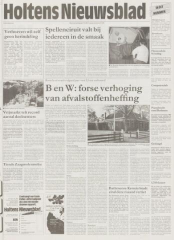 Holtens Nieuwsblad 1996-09-19