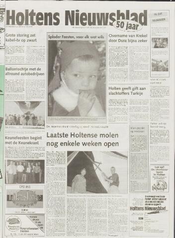 Holtens Nieuwsblad 1999-09-02