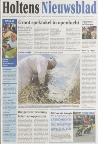 Holtens Nieuwsblad 2009-07-28