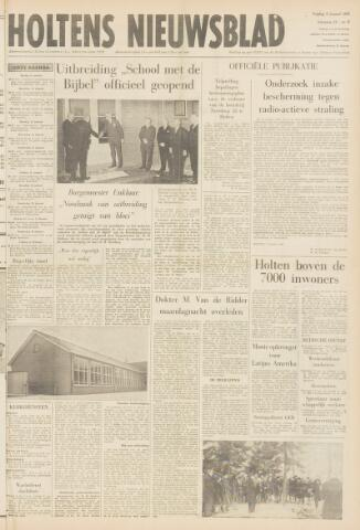 Holtens Nieuwsblad 1970-01-09