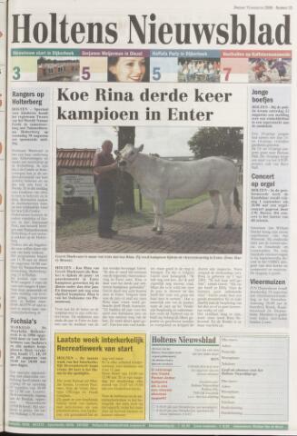 Holtens Nieuwsblad 2006-08-15