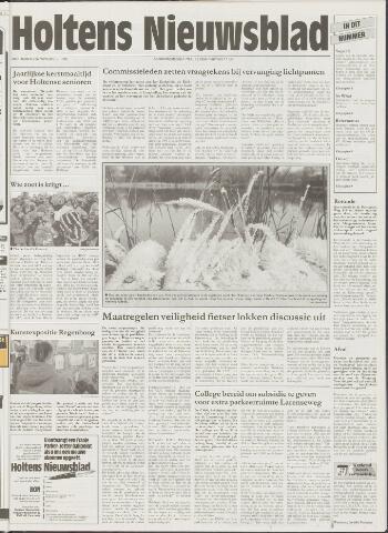 Holtens Nieuwsblad 1998-11-26