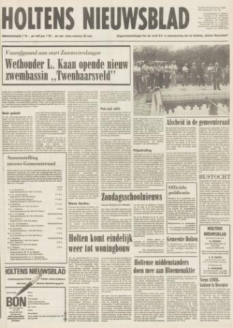 Holtens Nieuwsblad 1978-08-25
