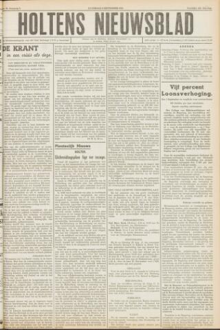 Holtens Nieuwsblad 1950-09-09