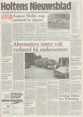Holtens Nieuwsblad 1988-09-22