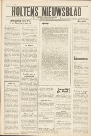 Holtens Nieuwsblad 1964-05-16