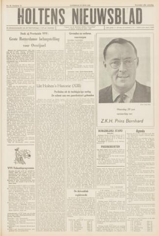 Holtens Nieuwsblad 1959-06-27