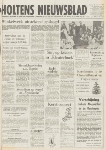 Holtens Nieuwsblad 1975-12-12