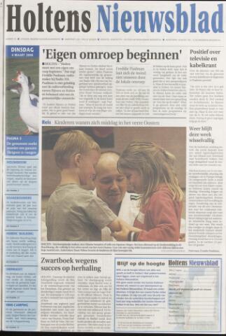 Holtens Nieuwsblad 2008-03-04