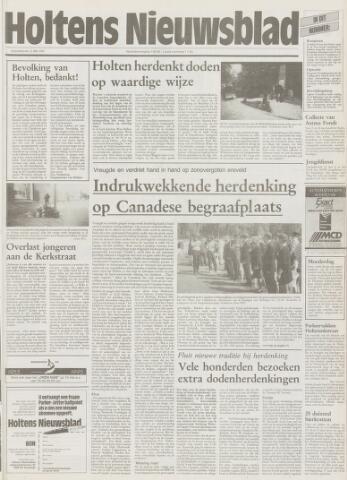 Holtens Nieuwsblad 1995-05-11