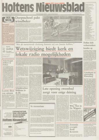 Holtens Nieuwsblad 1989-06-01