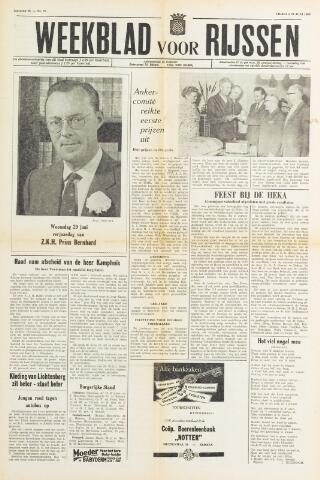 Weekblad voor Rijssen 1960-06-24