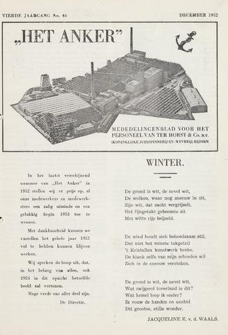 Het Anker 1952-12-01