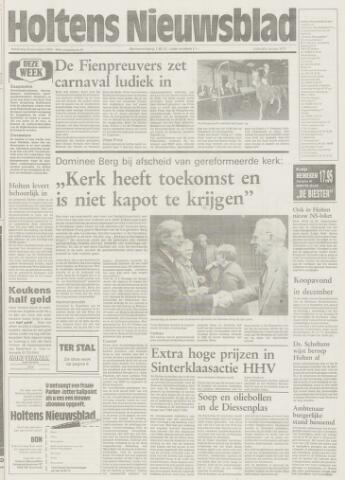 Holtens Nieuwsblad 1992-11-12