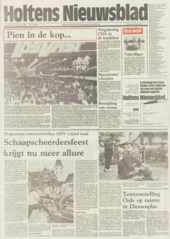 Holtens Nieuwsblad 1986-02-20