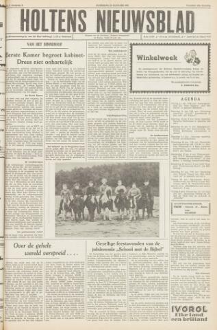 Holtens Nieuwsblad 1957-01-12
