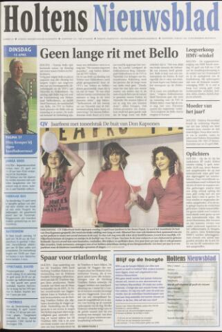Holtens Nieuwsblad 2008-04-15