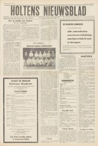 Holtens Nieuwsblad 1966-07-23