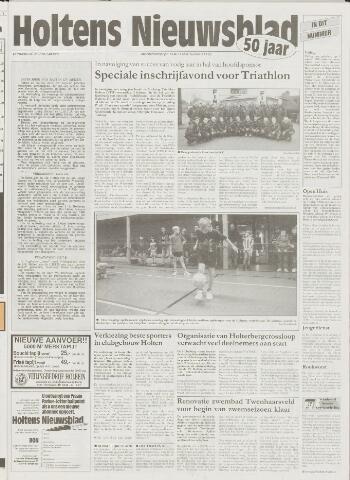 Holtens Nieuwsblad 1999-01-28