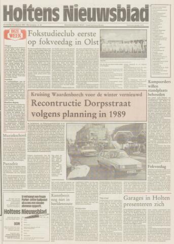 Holtens Nieuwsblad 1987-08-13