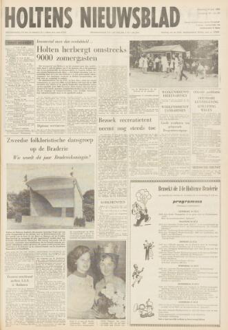 Holtens Nieuwsblad 1968-07-20