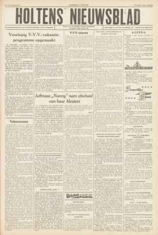 Holtens Nieuwsblad 1958-06-07