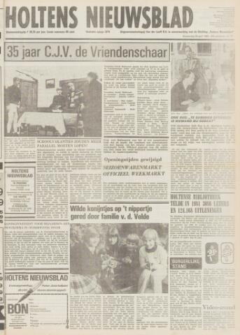 Holtens Nieuwsblad 1982-04-29
