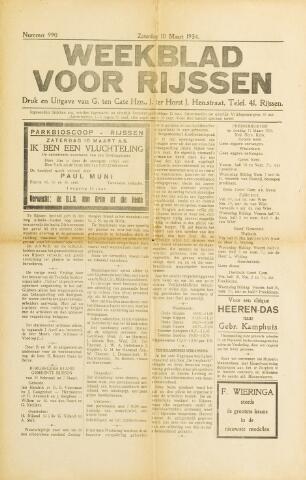 Weekblad voor Rijssen 1934-03-10