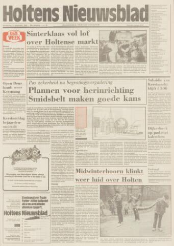 Holtens Nieuwsblad 1986-12-11