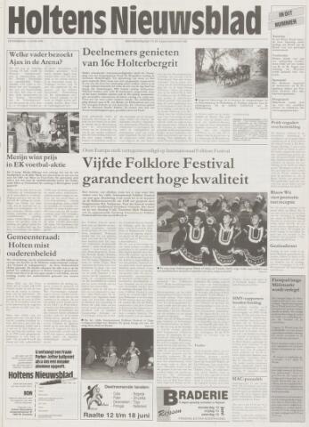 Holtens Nieuwsblad 1996-06-13