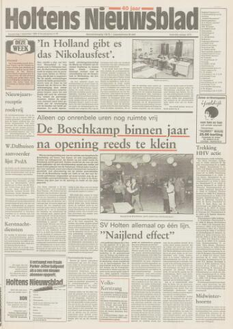 Holtens Nieuwsblad 1989-12-07