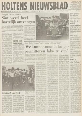 Holtens Nieuwsblad 1976-11-26