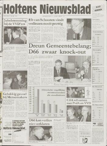 Holtens Nieuwsblad 1998-03-05
