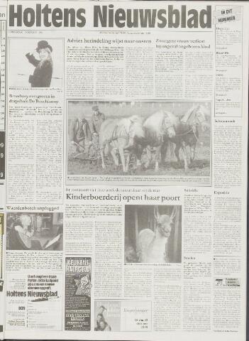Holtens Nieuwsblad 1998-10-15