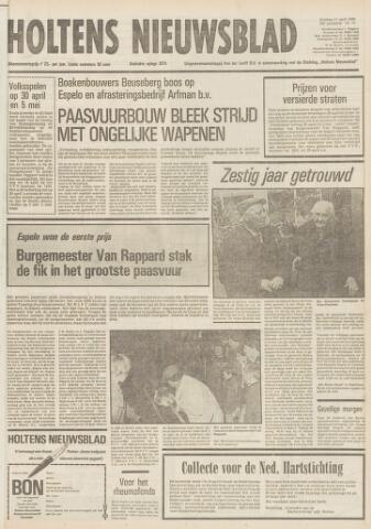 Holtens Nieuwsblad 1980-04-11