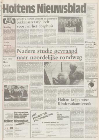 Holtens Nieuwsblad 1990-06-21