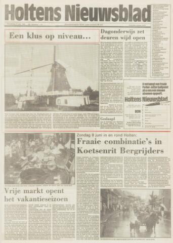 Holtens Nieuwsblad 1986-06-05