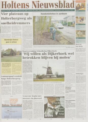 Holtens Nieuwsblad 2003-03-13