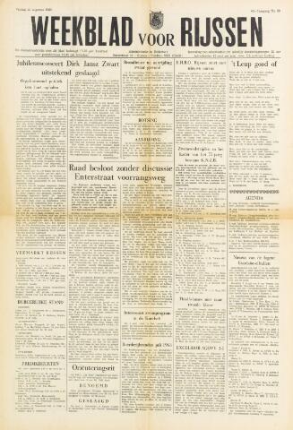Weekblad voor Rijssen 1963-08-23