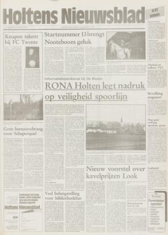 Holtens Nieuwsblad 1995-01-19