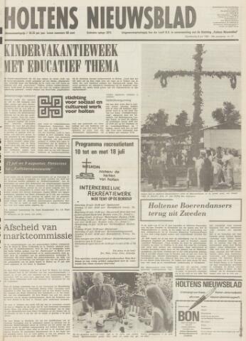 Holtens Nieuwsblad 1982-07-08